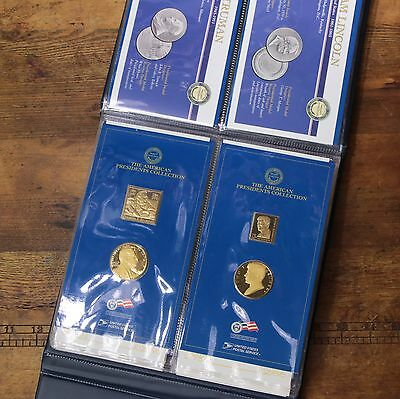 The American Presidents Collection US Mint & United States Postal Service
