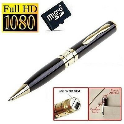STYLO CAMERA DISCRETE CACHEE ESPION PHOTO 1280x960 VIDEO AUDIO SPY PEN DVR