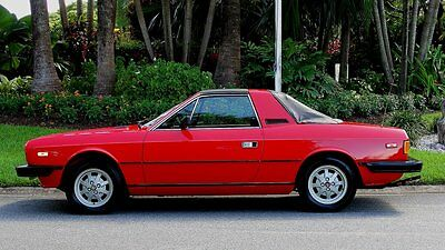 1982 Lancia ZAGATO ITALIAN SPORTS CAR 1982 LANCIA ZAGATO ITALIAN SPORTS CAR 49,000 1 OWNER MILES GREAT SHAPE IN AN OUT
