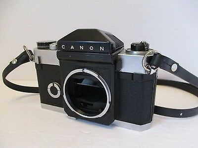 Canon Canonflex SLR Film Camera Body - For Parts or Repair