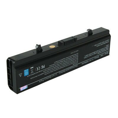 Replacement Battery for Dell Inspiron 1526 1545 1750 0C601H 0RN873 Black UK