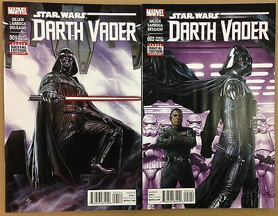 Darth Vader 1 2 3 4 5 6 7 8 9 10 11 thru 15 Annual 1 Marvel Comics run lot