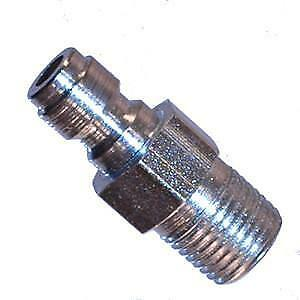 1-8  NPT  Disconnect Nipple - FITT022M - Air Fitting