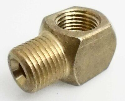 1-8 NPT Street 90 Elbow - FITT002 - Air Fitting
