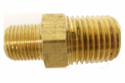 1-4 NPT Male to 1-8 NPT Male Reducer - FITT039 - Air Fitting