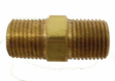 1-8 NPT Male - Male Nipple - FITT013 - Air Fitting