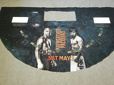 Layout_Floyd  Mayweather and Manny Pacquiao Fight_May 2, 2015 at  MGM Arena, LV