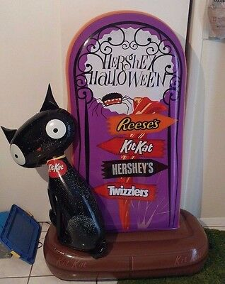 1 Giant Hersheys/KitKat/Reeses/Twizzlers Inflatable Tombstone