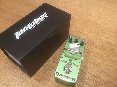Toms Line AMS3 Mod Station 11 classic Modulation Effects . Level speed depth
