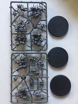 Warhammer 40k Fantasy Age Of Sigmar Chaos Daemons Army NOS Nurglings GW Models !