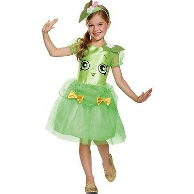 Shopkins Apple Blossom Classic Child Dress Up/Role Play Costume Size: S(4-6)