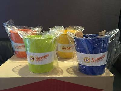43x Collectable XXXX Summer Bright Lager Beer Ice Buckets