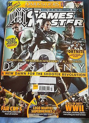 Games Master Issue July 2017