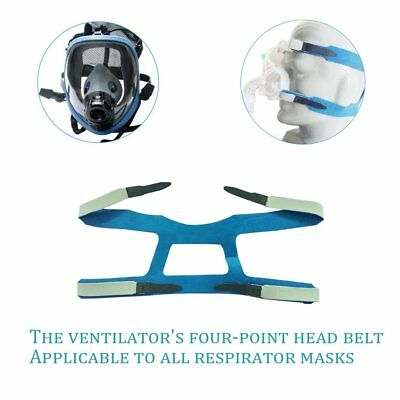 Universal Headgear Gel Full Mask Safe Replacement CPAP Head band Without Mask F