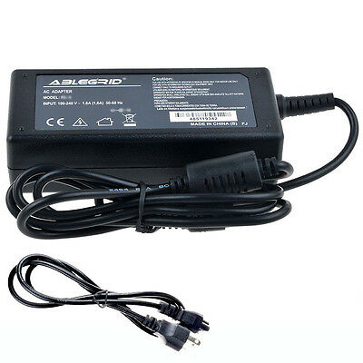 DC 14V AC Adapter For Samsung LW17E24CB LCD TV Power Supply Charger