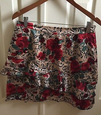 Alannah Hill Skirt Size 12