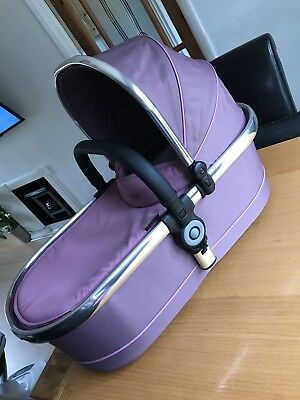 icandy peach 3, main carrycot (Marshmallow)