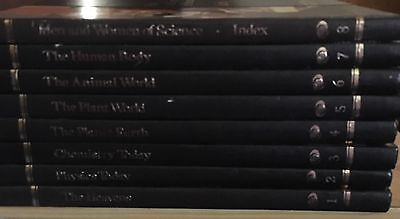 Complete Set Of World Book Encyclopedia Of Science