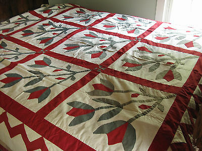 Antique Quilt Top. New England. With Provenance and Appraisal