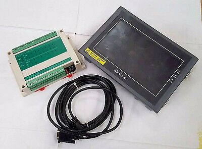 "7"" HMI, PLC & Programming Cable Starter Kit Samkoon"