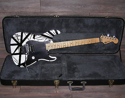 Charvel San Dimas 1H Made in USA Custom paint with Case