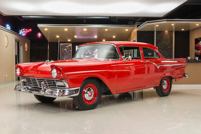 """1957 Ford 300  Upgraded to F-Code 312, Mcculloch Supercharger, Auto, 9"""" Posi, 1950's Perf. Icon"""