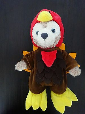 Build A Bear Turkey Suit