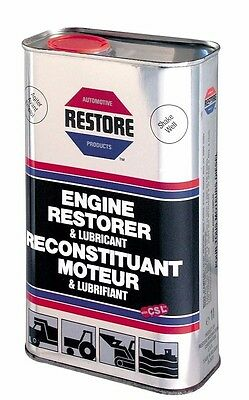 RESTORE Engine Restorer & Lubricant 1000ml
