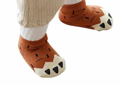 Funny Baby Gifts Newborn Socks Bear Paw Cute Gift Funny Toddler 4-36 Months UK