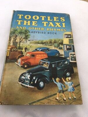 Ladybird Book,tootles The Taxi And Other Rhymes