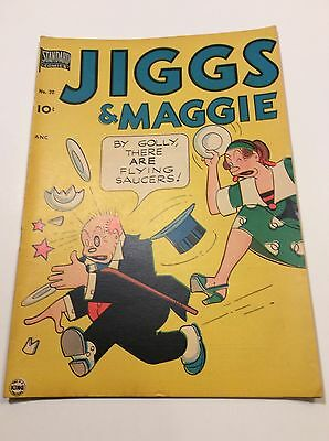 Jiggs & Maggie No.20 By Standard Comics