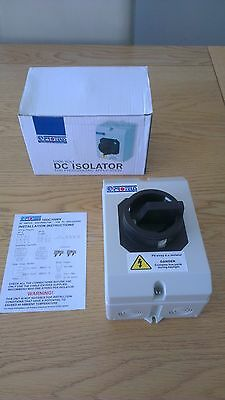Proteus Dc Isolator Switch - 16A 1000Vdc Ip66-16Fv1000V - New In Box