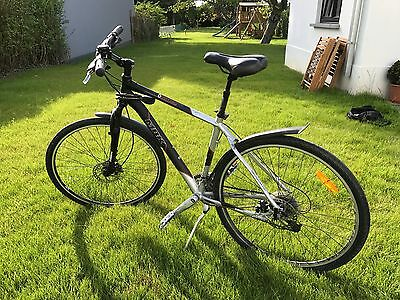 Vélo MBK Greenfield Pro Disk
