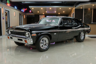 1972 Chevrolet Nova  Fully Built Nova! GM 454ci V8, GM ZL1 Aluminum Heads, Tremec 5-Speed, Wilwood