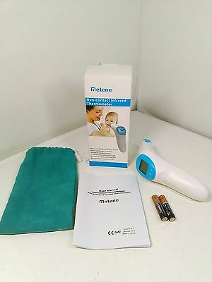 Metene Non-Contact Digital Infrared Forehead Thermometer 1570-W25