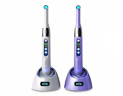 Woodpecker DTE Curing Light iLED (1 sec one cure) + 2 Free Dental Films