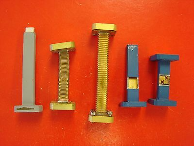 WR-28 Assorted Waveguide Parts Qty.5