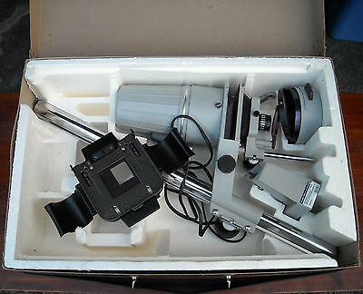 Meopta Opemus 111 Photo Enlarger In Original Case