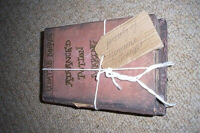 Harry Potter Home Made Prop/book/spell Book