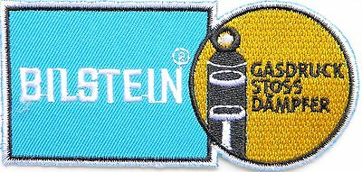 BILSTEIN Shock Absorber Set Logo Racing Racing Patch Iron on Vest T-shirt Sign
