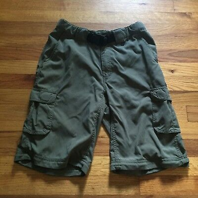 Boy Scout BSA Switchback Convertible Pants(Shorts Only) Youth Classic Small