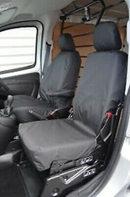 Citroen Nemo Seat Covers 2008 On Front Seats Black