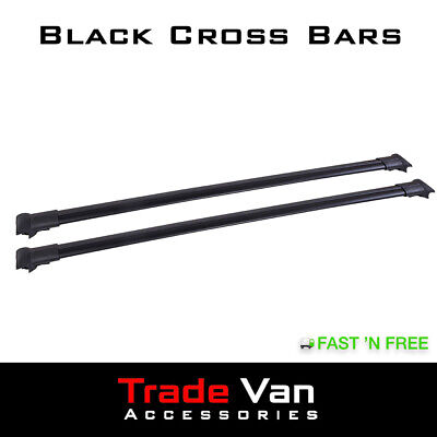 TVA Styling T6 and T5 TX3 Sahara Diamond Silver OEM Roof Cross Bar Set For 2015 On