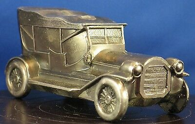 * Vintage silver plated Thomas Flyabout 1909 Japan made by Leonard