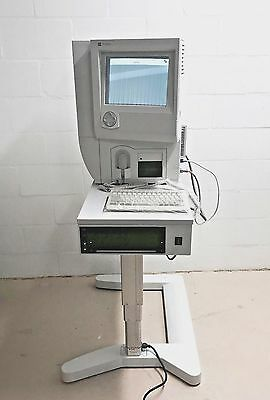 Zeiss Humphrey 750 Visual Field Perimeter Analyzer