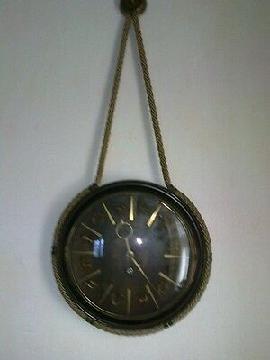 1950s kienzle zodiac wall clock in perfect working order.