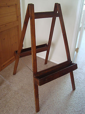 Old Childs Easel