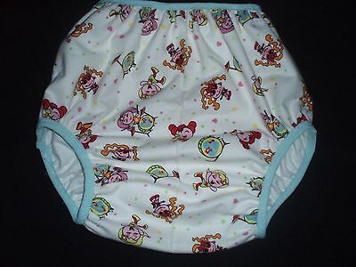 Adult Baby  Girl Band  No Vinyl Diaper Cover   28/36