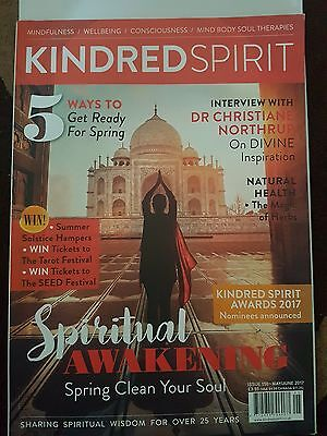 Kindred Spirit Magazine Issue May/june 2017