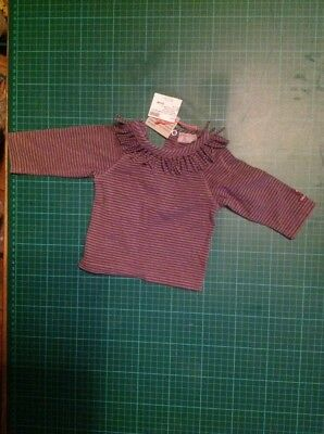 Taille girls top newborn